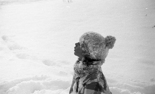 Schneegestalten