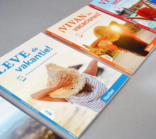Touristenkurse <br /> Hueber Verlag